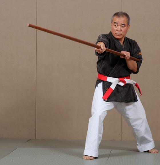 Z. Oshiro : «Le karaté d'Okinawa…»
