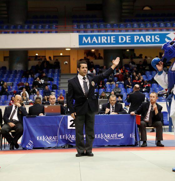 Portrait d'arbitre : Jacques Djeddi