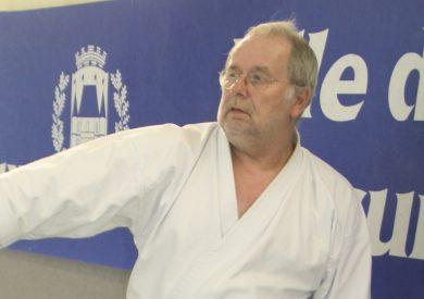 Alain Auclert, professeur emblématique du club.