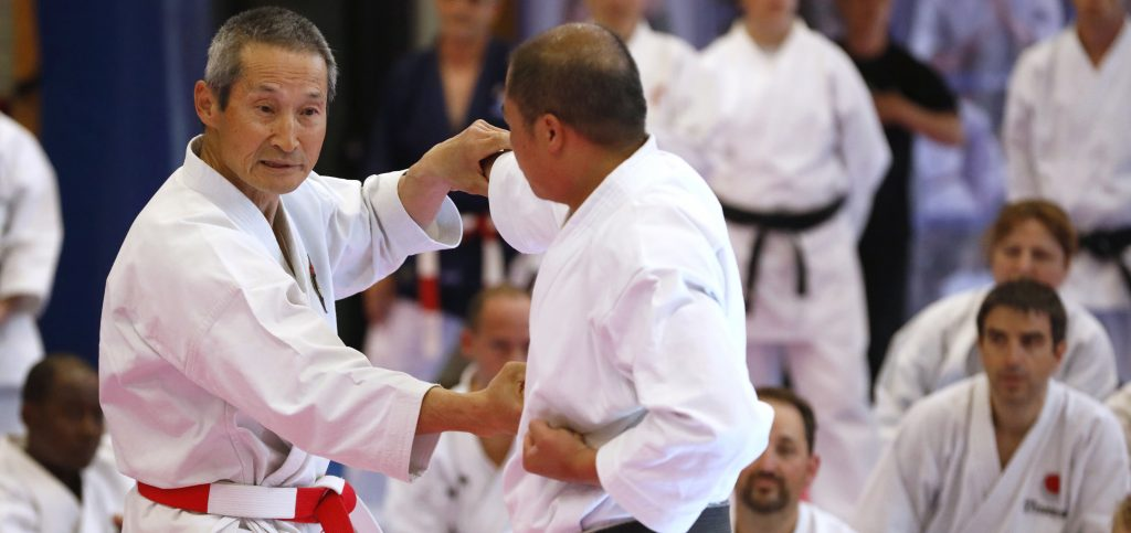 Action-réaction avec Eiji Kawanishi