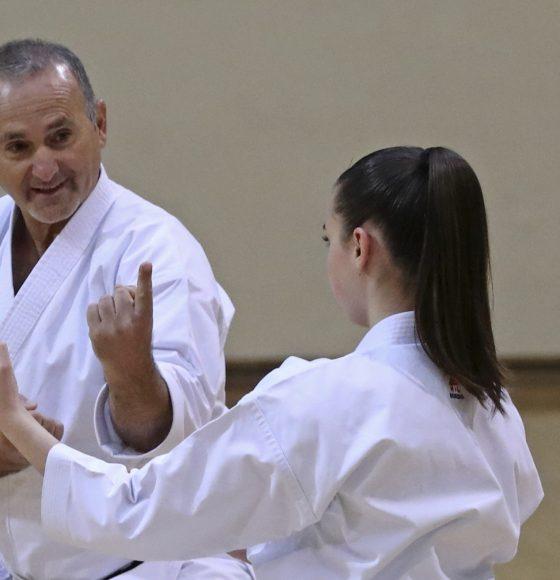 Con Kassis, le fils choisi du shito-ryu