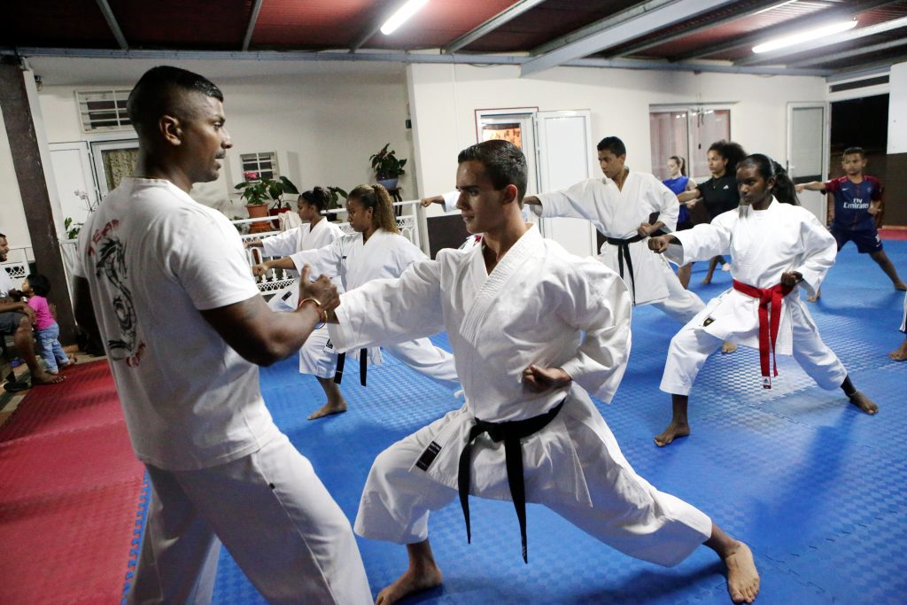 Le kata made in Réunion