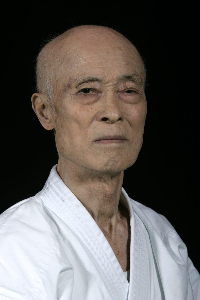 MAITRE FONDATEUR DE LA WIKF 10e DAN STYLE WADO RYU *** Local Caption *** SUZUKI (tatsuo) (jap)